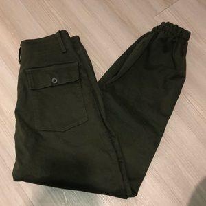 Brandy Melville jogger pants!